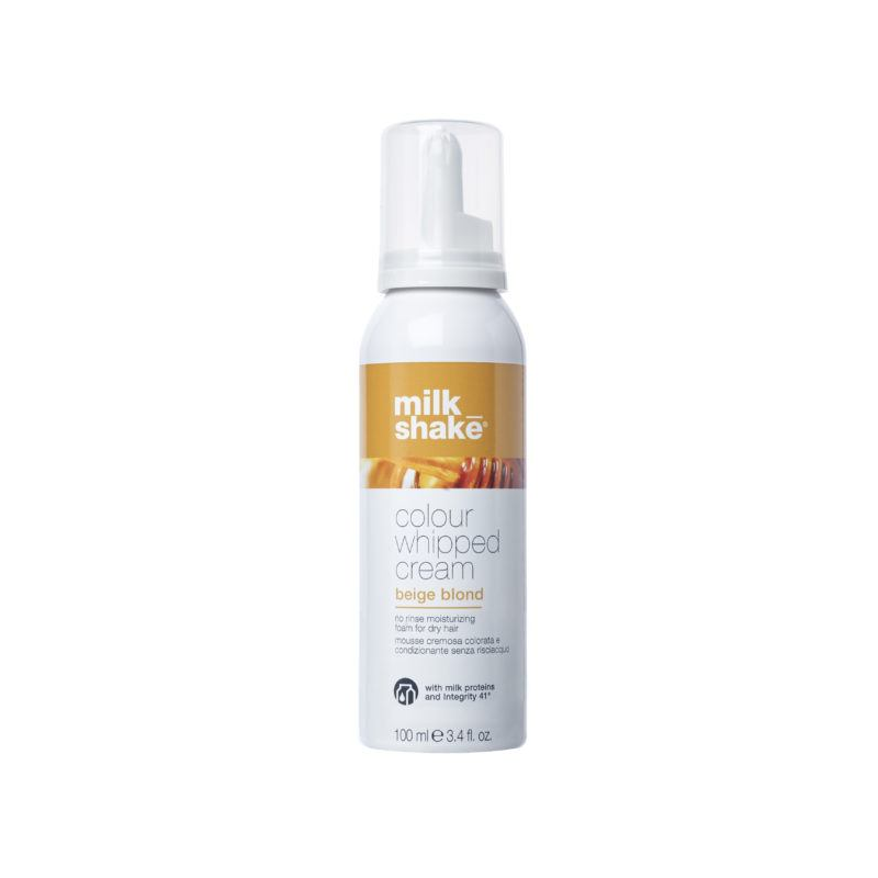 Milk Shake colour whipped cream - Beige blond