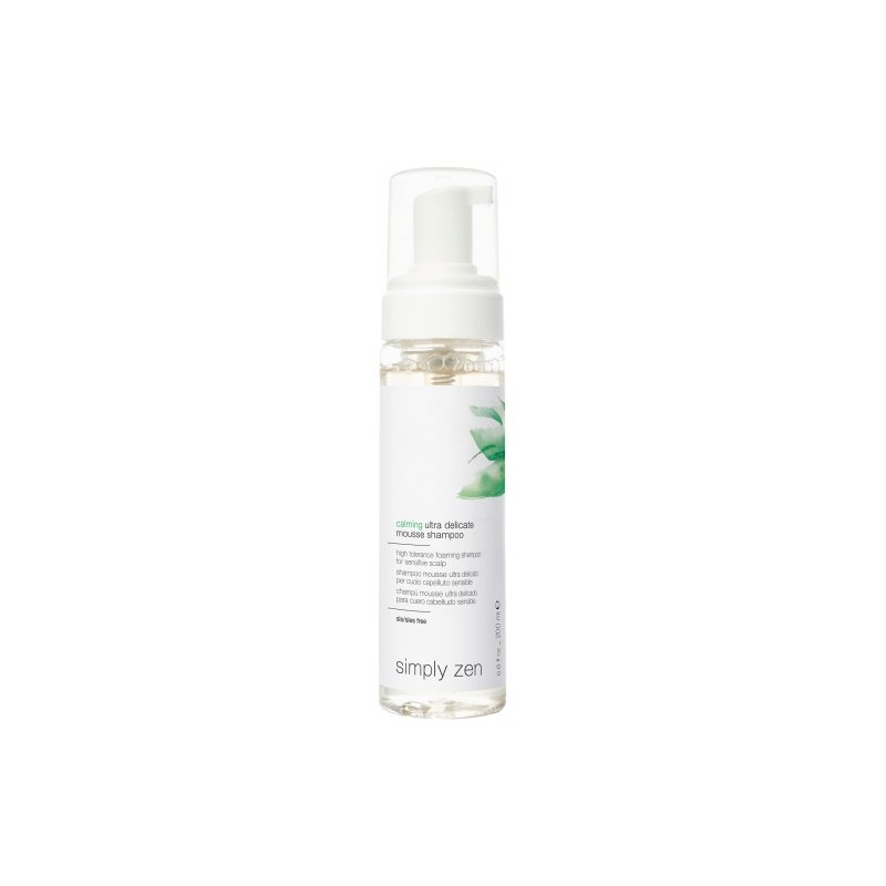 Simply Zen - calming ultra delicate mousse shampoo